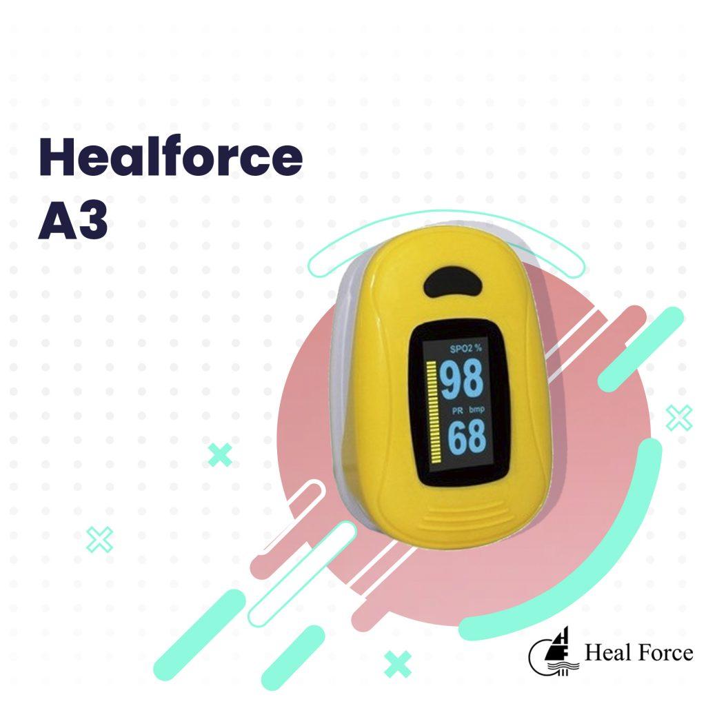 saturometro healforce